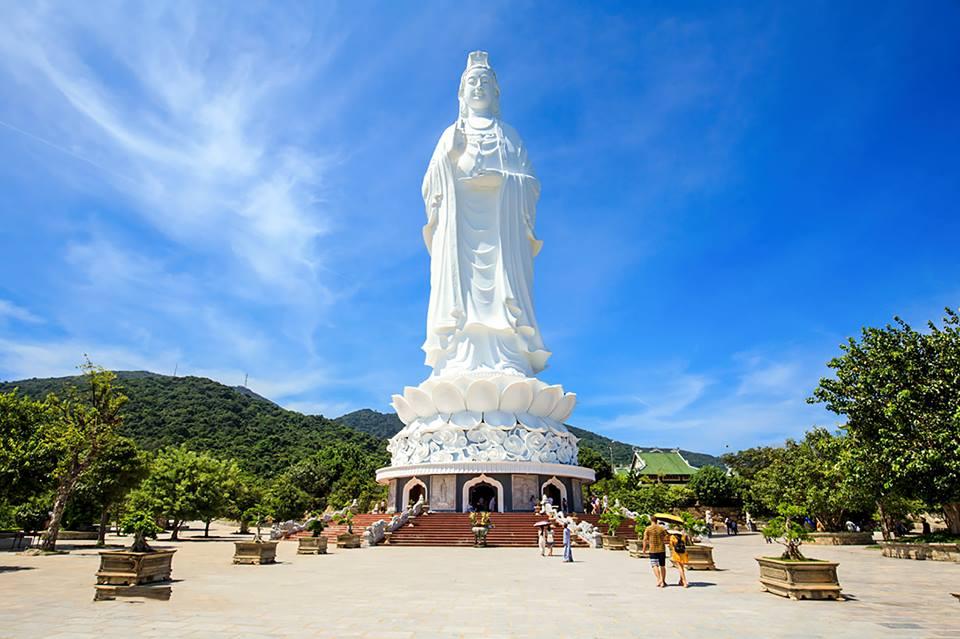 Du Lịch Đà Nẵng - Chùa Linh Ứng - Da Nang Tours